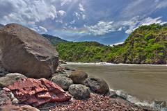 Waves (aliabdullah.176) Tags: neelumvalley kashmir pakistan hdr landscape 1018mm t3i 600d travel