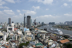 ho chi ming city (Greg Rohan) Tags: skyscrapers harbourview building skyline cityscape city asia vietnam saigon 2017 d7200