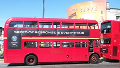 London General RML2604  Wimbledon  station 08/07/17. (Ledlon89) Tags: london bus bsues tfl transport londonbus londonbuses goaheadlondon londongeneral wimbledon tennis londontransport