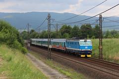 150 215-2 (MarSt44) Tags: skoda śkoda 150 1502152 215 2152 kolej czechy ćd cd ceske drahy bocanovice train railway czech