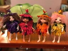 RealFee flower fairies (tinytes) Tags: tinytes may soso pupu pano realfee fairyland