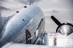 Douglas DC-3 (Przemyslaw Burdzinski) Tags: douglas dc3 orginal build c53d skytrooper dakota norway lnwnd iwm duxford 10072017
