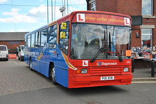 Stagecoach North East - 20121 - P121XCN