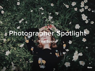 Photographer Spotlight - Tina Sosna