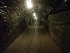 Wieliczka Salt Mine (pantkiewicz) Tags: poland wieliczka salt mine tunnel