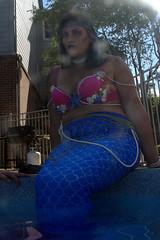 DSC_0345 (Daniel Breitenbach) Tags: mermaid blue underwater