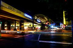 Vision + Sound (Rayzor.IMG) Tags: longexposure nightlife berlin light lightpainting street ghost canon canon400d bulb germany