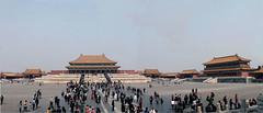 故宫 Forbidden City (Giorgia Paleari) Tags: beijing travelling forbiddencity ancient aroundtheworld wonderful wonder china traditional