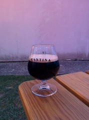 Imperial stout @ CR/AK Brewery