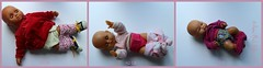 BABYPOPPENLUIERS VOOR POPPEN VAN  50cm,   42cm  EN 32cm || BABY DOLLS DIAPERS for DOLLS of 50 cm, 42 cm EN  32 cm (Anne-Miek Bibbe) Tags: canoneosm annemiekbibbe bibbe nederland 2017 luier diaper babypop babydolldiaper sewing naaien babypoppenluiers babypoppenluier dolldiaper poppenluier clothdolldiaper