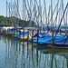 Sailing port of Chiemsee