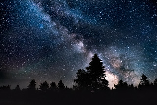 First Milky Way Attempt
