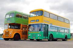 Glasgow's Finest (Fraser Murdoch) Tags: west end festival glasgow vintage vehicle trust gvvt bus coach corp corporation trans clyde spt riverside museum running day l446 leyland titan atlantean la927 jus774n jus 774n sgd448 sgd 448 irizar i6 bova vdl futura fhd2 bedford cz51 duple vista david macbrayne stagecoach western yys174 yys 174 54 city circle garelochhead coaches yn16wux yn16 wux e6ghc e6 ghc transport fraser murdoch canon eos 650d