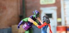 Ms. Marvel - Marvel Legends (Sandman Series) (Weapon_X_Wolverine) Tags: spiderman spidermanuk msmarvel marvel legends marvellegends comics toys toyreview toyphotography hasbro