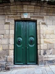 A Coruña (Rafa Gallegos) Tags: galicia acoruña españa spain puerta door antiguo old verde green