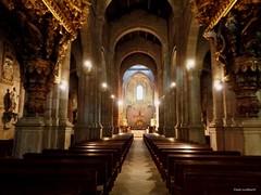 Sé de Braga (Paula Luckhurst) Tags: sédebraga cathedralofbraga cathedrals churches catholicchurch catholic churchinteriors braga portugal architecture interiors madeinportugal