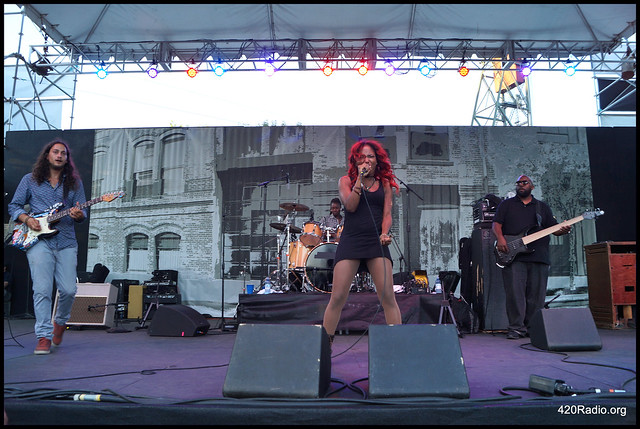 Southern Avenue – Waterfront Blues Fest – Portland, OR – 07/01/17