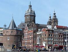 Außenansicht-exterior view (Anke knipst) Tags: amsterdam holland niederlande netherlands basilicaofsaintnicholas sintnicolaasbasiliek basilikastnikolaus explored