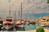 37 - Luka Krilo, un port de radoub au sud de Split et de Baška Voda (paspog) Tags: lukakrilo port hafen hivernage radoub may mai 2017 croatie croatia