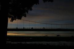 Nesciobrug (Roelie Wilms) Tags: elements diemen nesciobrug fietsersbrug amsterdamrijnkanaal nederland