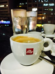 Illy Coffee at Teraz (joelCgarcia) Tags: illy teraz makati iphone6s