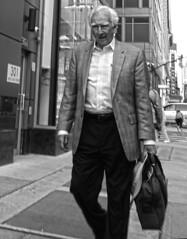 The Deal Maker (tacosnachosburritos) Tags: nyc newyork city urban gritty manhattan people man guy girl woman lady chick humanity thestreets street photography rush bigapple gotham pedestrian commuting walking