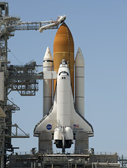 STS-127 awaits launch (NASA on The Commons) Tags: florida capecanaveral sts127 pad39a endeavour fl usa shuttle
