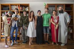 A special afternoon (- Cajón de sastre -) Tags: cumpleaños birthday familia family amigos friends disfraces disguises nikond500 tokinaatx1120mmf28prodx lío20