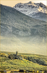 Castles of Trentino (Immagini 2&3D) Tags: castelvaler valledinon trentino italy
