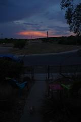 waiting for a storm to roll in (EllenJo) Tags: pentaxk1 july 2017 ellenjo arizona verdevalley monsoonseason july9 rain distantrain summerinaz floyd sunset chihuahua