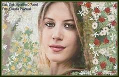 Beatrice - (2) - Luglio-2017 (agostinodascoli) Tags: art modella digitalart digitalpainting creative donna ritratto agostinodascoli claudiapasquali texture colore photoshop photopainting