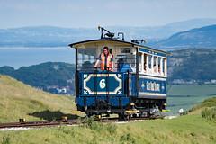 Great Orme Tram (Baldyal) Tags: tram greatorme llandudno