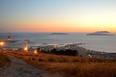 Tramonto da Erice (Bart_24_) Tags: sunset trapani amazing sicily italy nikon travel landscape