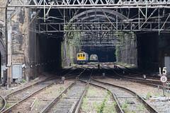 Northern Rail 319 368 Edge Hill tunnel (daveymills31294) Tags: edge hill tunnel class northern rail 319 368 emuj