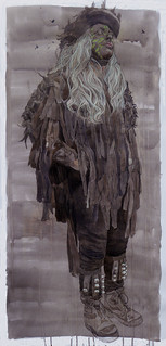 Dancer, Thieving Magpie Border Morris