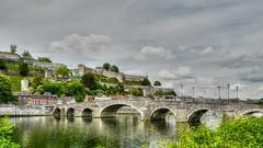 Bridge Meuse 706 (YᗩSᗰIᘉᗴ HᗴᘉS +6 000 000 thx❀) Tags: bridge meuse water namur belgium city town citadelle cita cityscape belgique hensyasmine hdr saariysqualitypictures