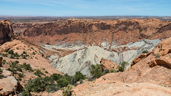 "Upheaval Dome • <a style=""font-size:0.8em;"" href=""http://www.flickr.com/photos/47101165@N00/34482791763/"" target=""_blank"">View on Flickr</a>"