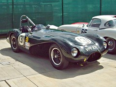 813 Connaught ALSR (1954) (robertknight16) Tags: connaught british 1950s racecar racing sportscar alsr silverstone