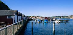 Fisherman Life (juliolunap) Tags: outdoors archipielago nature goteborg gothemburg sweden sverige bluesky blue water islands island aspero