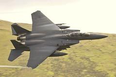 strike eagle (Dafydd RJ Phillips) Tags: ln2004 eagle strike f15 f15e lakenheath afb usaf usa low level loop mach aviation military jet fighter