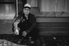 2017 06 04 Melbourne Street Portrait-1 (cohenvandervelde) Tags: 550d amsterdam apsc blackwhite blackandwhite buildings bw canon city cohenvandervelde creativecommons denmark depthoffield dof lights monochrome people primelens scene scout silhouette snap souls street streetphotography streetportrait streettog worldstreetphotography