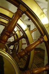 Wheels (koukat) Tags: uk drive portsmouth harbour solent historic dockyard museum navy hms warrior 1860 ship