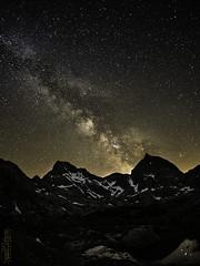 Voie Lactée sur le Pas de Niré (Mercantour). (Dany-de-Nice) Tags: