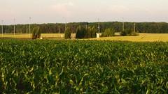 Plynový zásobník - pohled se shora (Michael Kůr) Tags: českárepublika czechrepublic jižnímorava southmoravia dolníbojanovice krajina landscape countryside pole field