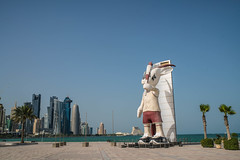 Doha, Qatar (ReinierVanOorsouw) Tags: sonya7r sony middleeast middenoosten reizen travelling doha sonya7rii a7r a7rii reiniervanoorsouw reisfotografie reiniernothere reis reinierishere katar دولة قطر citytrip city citylife الدوحة катар 卡塔尔