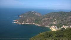 DO ALTO DO BONDINHO (isaque_almeida...........registrando momentos) Tags: rio de janeiro turismo mar praia bondinho urca morro brasil da