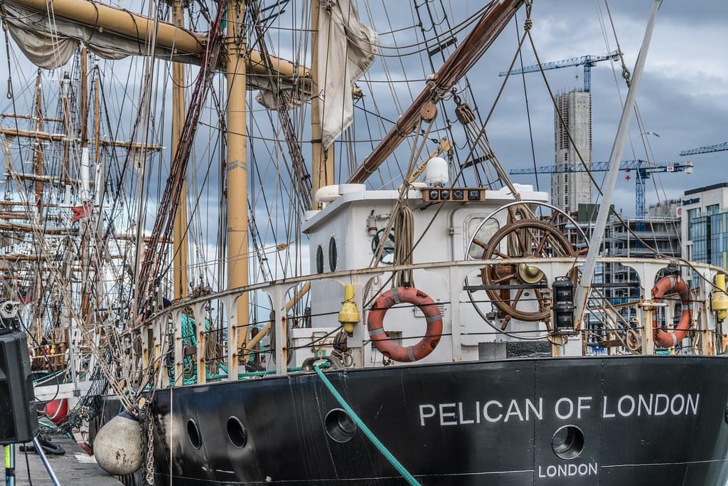 PELICAN OF LONDON [VISITS THE DUBLIN PORT RIVERFEST]-129319