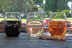Corner 103 wines (sarahstierch) Tags: wine vino wines drinking corner103 sonoma california winecountry promotionalphotography canon outdoors outside marketing redwine whitewine rosé roséwine rosewine pinkwine zinfandel sauvignonblanc govino picnic wineglass plaza sparklingwine winebottles champagnebottle