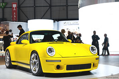 Modern Classic (Beyond Speed) Tags: ruf ctr porsche supercar supercars car cars carspotting nikon yellow classic limited geneva geneva2017 motorshow automotive automobili auto sei