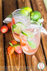 Strawberry Basil Vodka (twofoodies) Tags: cocktails drinks happyhour vodka strawberry basil fresas albahaca